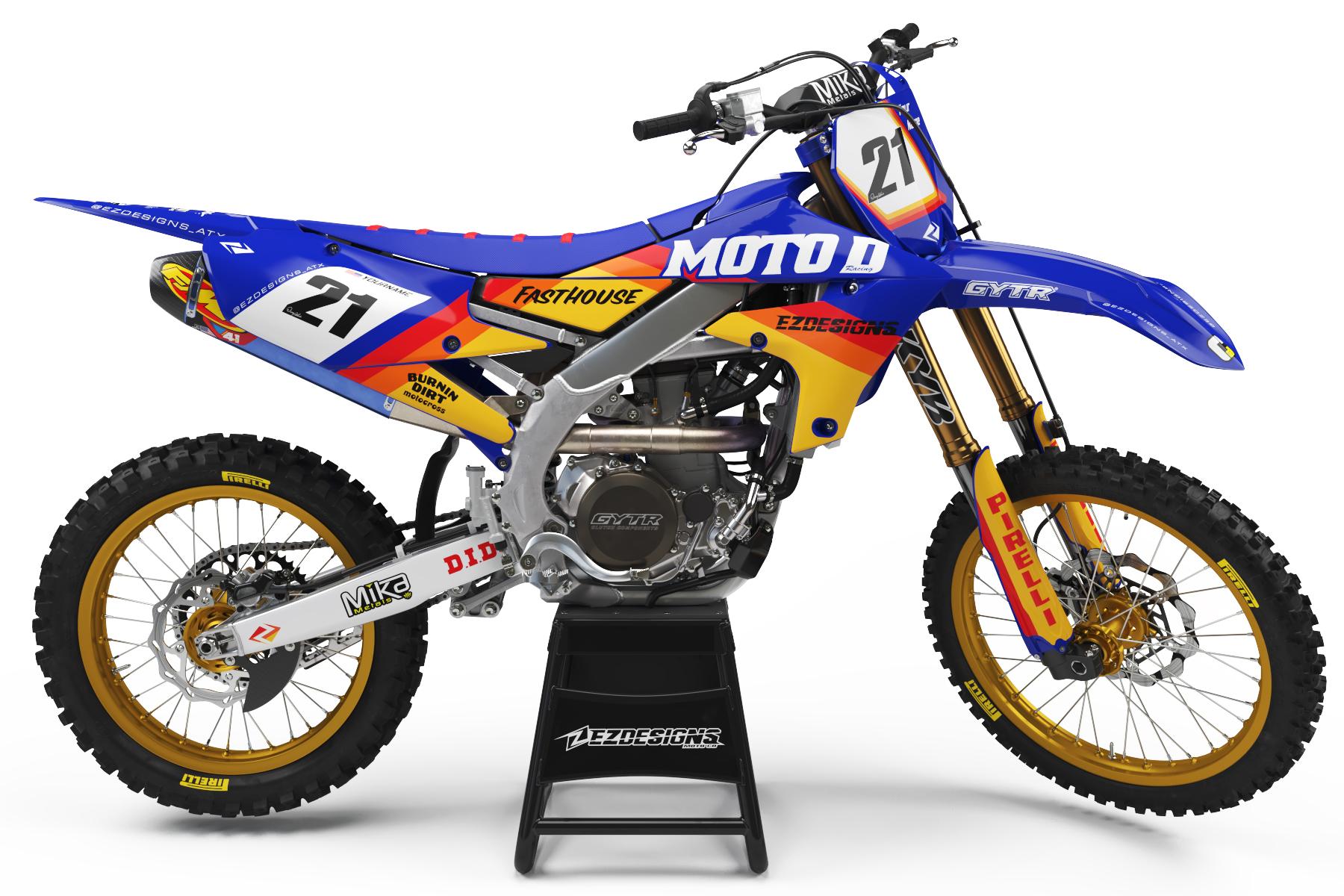Moto D