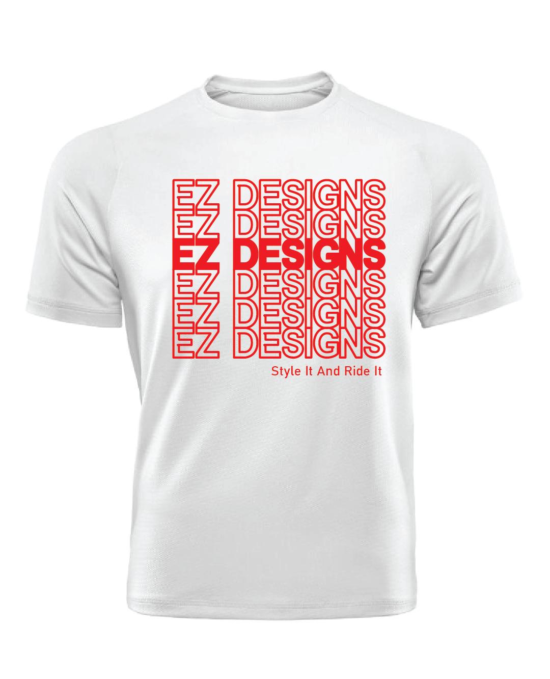 Women's EZ Designs Take Out Tee